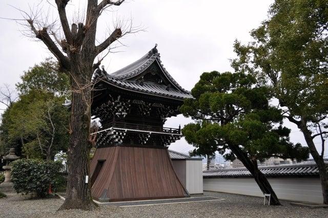 茶々吉とデジ一 のんびり旅-2010/2/28大谷本廟5