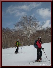 ロフトで綴る山と山スキー-0228_1205