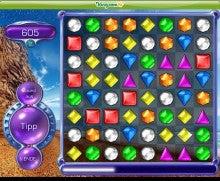 みどりさんのゲームチェック!-Bejeweled2 facebook