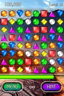 みどりさんのゲームチェック!-Bejuweled2 iphone