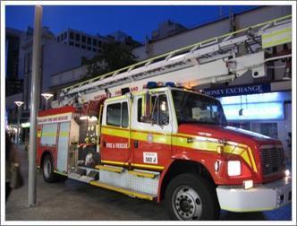きょんのたわごと-AUS消防車