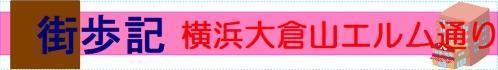 デザインされた街:大倉山エルム通りにおける商業変化を地図上で確認する☆彡