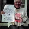 台湾の漫画家さんからの画像