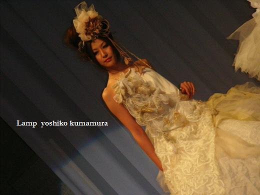 ◆アクセサリーとオーダードレスブランドのデザイナー ◆{Lamp yoshiko kumamura}日々のこと
