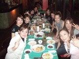 エリカローズネイルお食事会'08.9