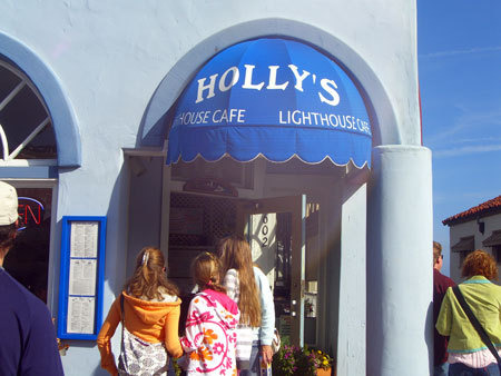 Campbell, CA ~ベイエリアでの暮らし~-Holly's Lighthouse Cafe
