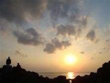 DEEP猛虎会(移行中)-室戸岬の夕日③