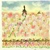 4/18(日)可愛い猫ちゃんグッズいっぱいcafeで「花の都パリ」を描こう@東大宮の画像