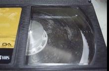 超超映画批評と映画劇場の席-VHSテープカビ2