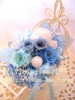 Vivien Heart** ~ヴィヴィアンハート~-ブルー アップ