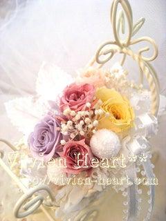 Vivien Heart** ~ヴィヴィアンハート~-フローラル アップ