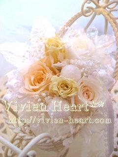 Vivien Heart** ~ヴィヴィアンハート~-ホワイト アップ