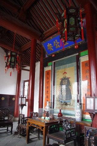 中国大連生活・観光旅行通信**-煙台「牟氏荘園」