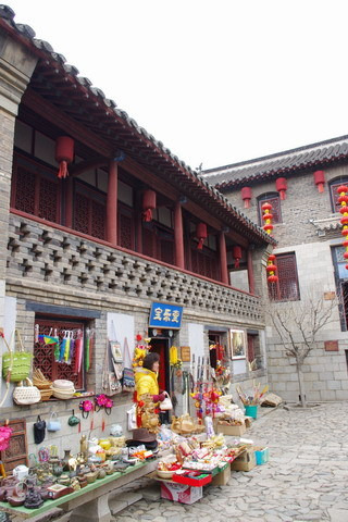 中国大連生活・観光旅行通信**-煙台「牟氏庄園」