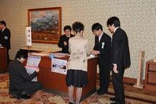 駒木会みんなのBLOG-20100316卒業記念パーティ/駒木会ブース