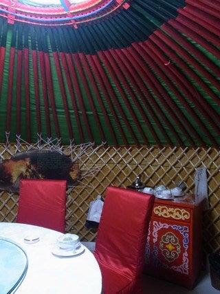 中国大連生活・観光旅行通信**-大連 モンゴル料理店