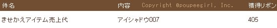 もんじゅのプペブログ-20100319_フリマ
