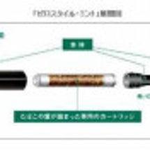 無煙たばこ登場!!