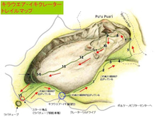 I Love The BIG ISLAND  ハワイ島が最高-kilaueaikimap7