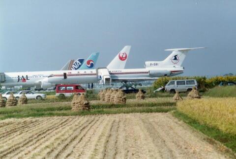 北朝鮮の高麗航空 名古屋-ピョ...