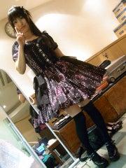 新谷良子オフィシャルblog 「はぴすま☆だいありー♪」 Powered by Ameba-夜の部の衣装♪