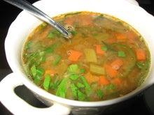 $宅八郎の処刑日記-スープ