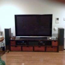 60型大画面TV