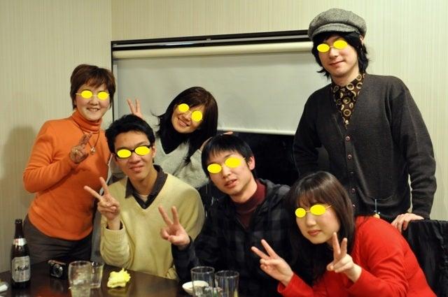 茶々吉とデジ一 のんびり旅-2010/3/27集合写真