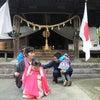 今日の畳~村のお祭りの画像