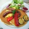 ★窓辺で食べたいパンケーキ@自由が丘「j.s. pancake cafe」の画像