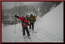 ロフトで綴る山と山スキー-0327_1528