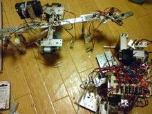 無免許科学者のブログ-制御ユニット移設