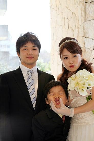 ウエディングカメラマンの裏話*-結婚式での写真