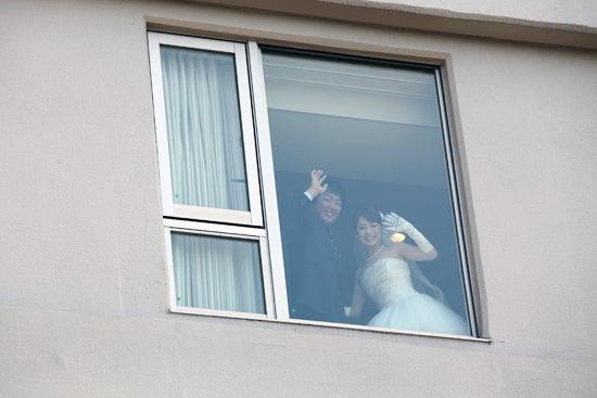 ウエディングカメラマンの裏話*-結婚式 写真