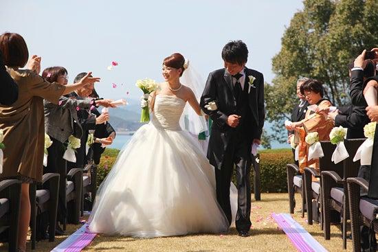 ウエディングカメラマンの裏話*-結婚式