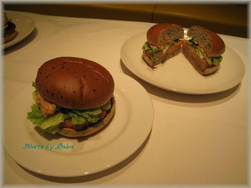 ハンバーガー ログブック ☆ Hamburger Log Book-'10/03 えびフィレオ