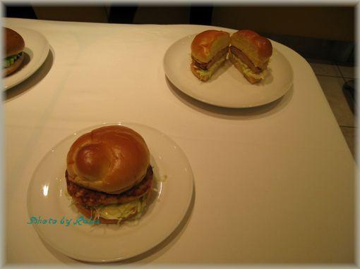 ハンバーガー ログブック ☆ Hamburger Log Book-'10/03 チキンタツタ