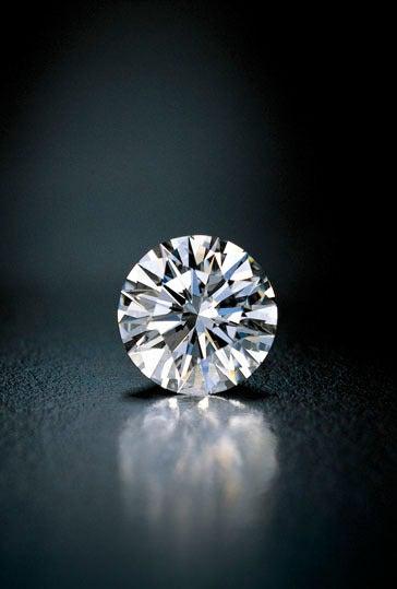 4月の誕生石はダイヤモンドだぜ!!