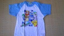 ポケモンのパジャマ-ポケモンシャツ
