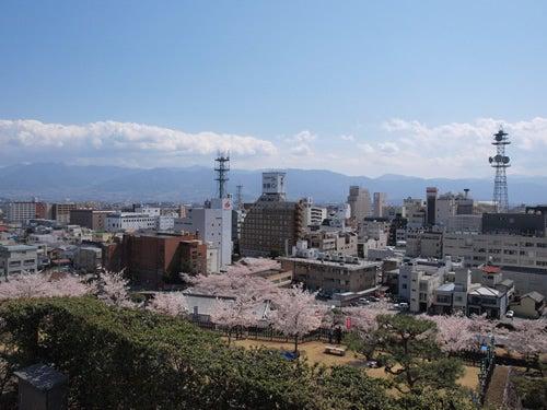 お城部ログ ~日本のお城を攻めるお城部のブログ~-甲府城