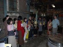 酒米石川門のブログ-酒蔵めぐりの様子
