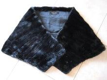 大木毛皮店工場長の毛皮修理リフォーム-和装のストール ショール リフォーム 毛皮