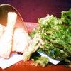 春の山菜コンビの画像