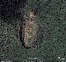 google earthで空の旅へ・・・