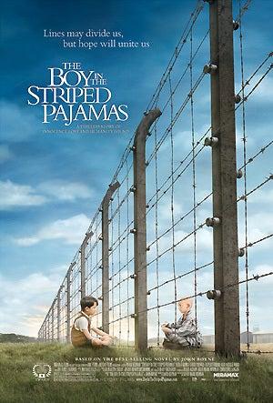 ゆるーく映画好きなんす!-縞模様のパジャマの少年002