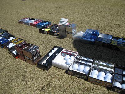 『道具9割、運1割』 ~ゴルフクラブの評価、ゴルフクラブの選び方 ブログ~-2010年ボール特集
