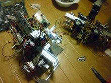 無免許科学者のブログ-制御回路引渡し