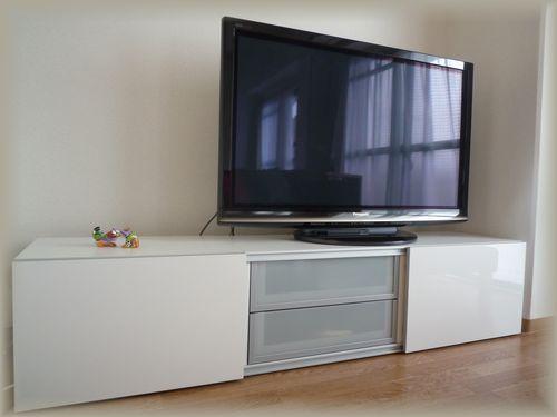 壁掛け テレビ 台 ikea