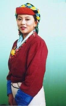 中国の少数民族(メンパ族)の旅-5...