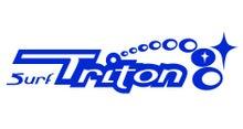 $RONINのブログ-surf triton shop logo